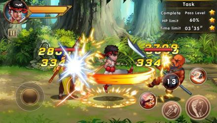 5e1efab767 King Of Kungfu Street Fighting é um jogo offline para Android e iOS