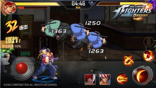 kof-destiny-android-apk-1 The King of Fighters Destiny para Android em testes, baixe o APK
