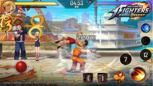 kof-destiny-android-apk-4 The King of Fighters Destiny para Android em testes, baixe o APK