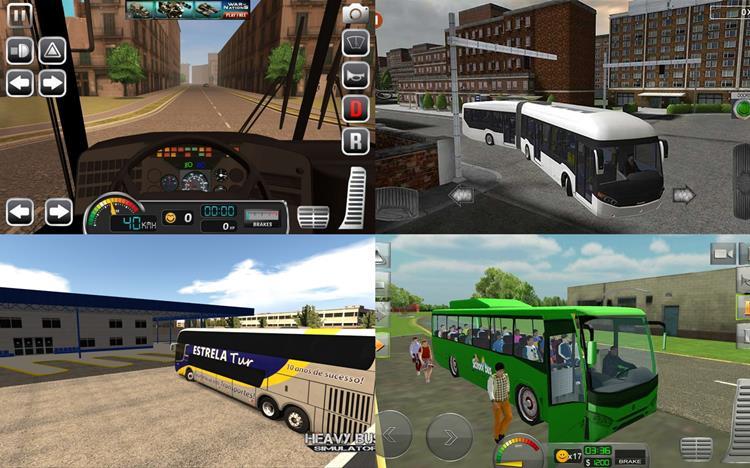melhores-simuladores-onibus-android Melhores Jogos de Dirigir Ônibus para Celular Android