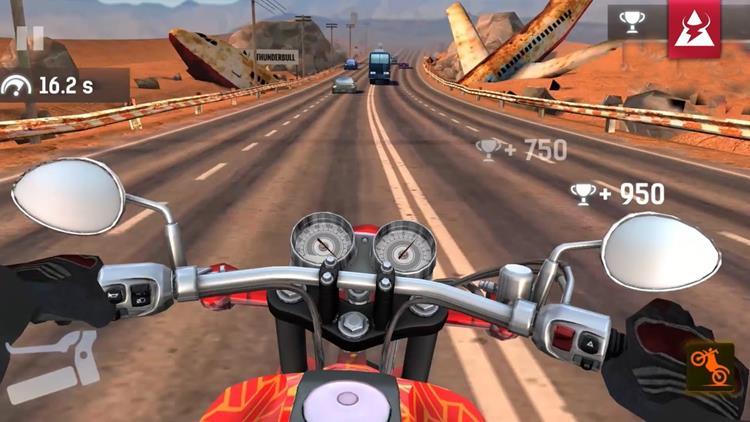 moto-rider-android-ios Moto Rider: o melhor concorrente de Traffic Rider (Android e iOS)