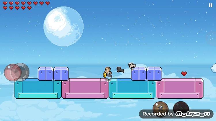 pewdiepie-game-android 25 Melhores Jogos OFFLINE de Plataforma para Android e iOS