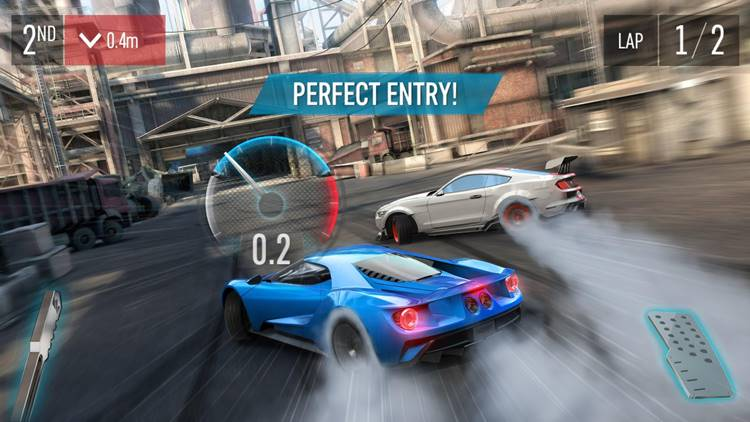 race-kings-android Race Kings: corrida de drifting intensa chega ao Android
