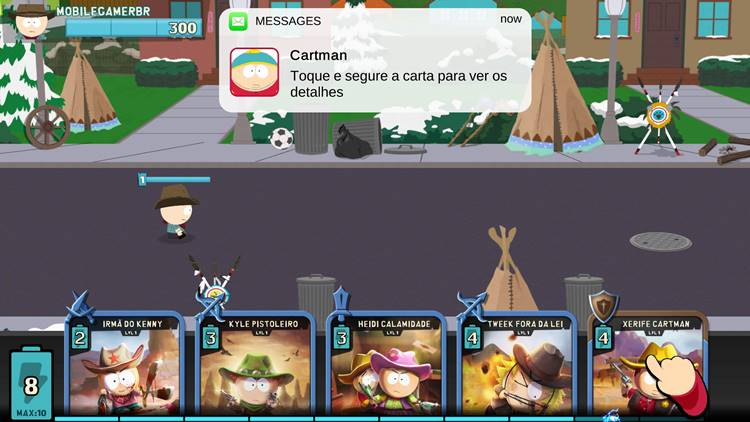 south-park-phone-destroyer-1 South Park Phone Destroyer já está em soft launch no Android! Baixe Agora!
