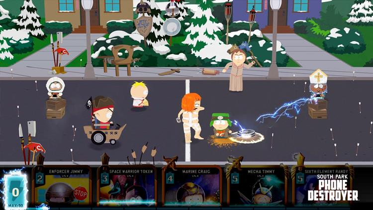 south-park-phone-destroyer-android-1 E3 2017: Ubisoft anuncia South Park Phone Destroyer (Android e iOS)