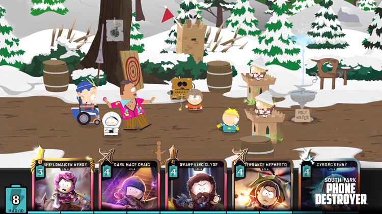 south-park-phone-destroyer-android-5 E3 2017: Ubisoft anuncia South Park Phone Destroyer (Android e iOS)