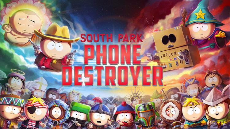 south-park-phone-destroyer E3 2017: Ubisoft anuncia South Park Phone Destroyer (Android e iOS)