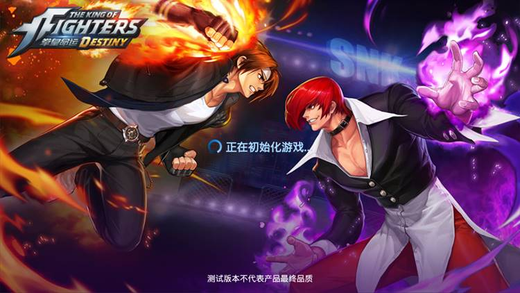 the-king-of-fighters-destiny-android-apk The King of Fighters Destiny para Android em testes, baixe o APK
