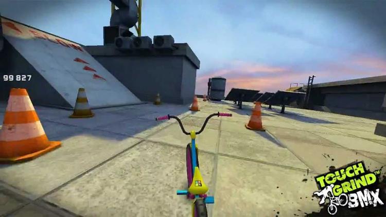 touchgrind-bmx Melhores Jogos Grátis de Bicicleta para Celular Android (3D e 2D)