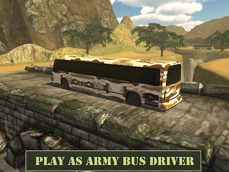 transportes-bus-exercito Melhores Jogos de Dirigir Ônibus para Celular Android