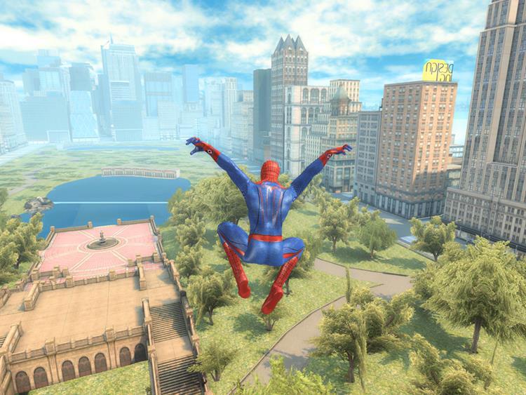AmazingSpiderman_screen_2048x1536_EN_26 Jogo da Gameloft do Homem-Aranha está em promoção no Android por R$0,40