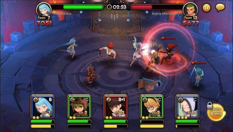 Enneas-Saga Melhores Jogos para Android da Semana #29 de 2017