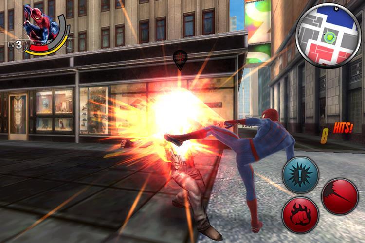 amazing-spider-man-2 Jogo da Gameloft do Homem-Aranha está em promoção no Android por R$0,40