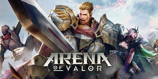 arena-of-valor-tencent Tencent renomeia seu MOBA Strike of Kings para Arena of Valor