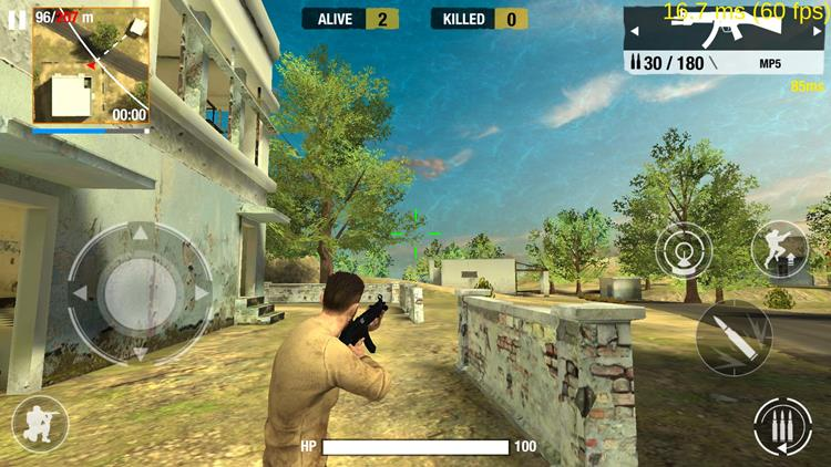 bullet-strike-battlegrounds-3 Os 5 Piores Jogos de Battle Royale no Android