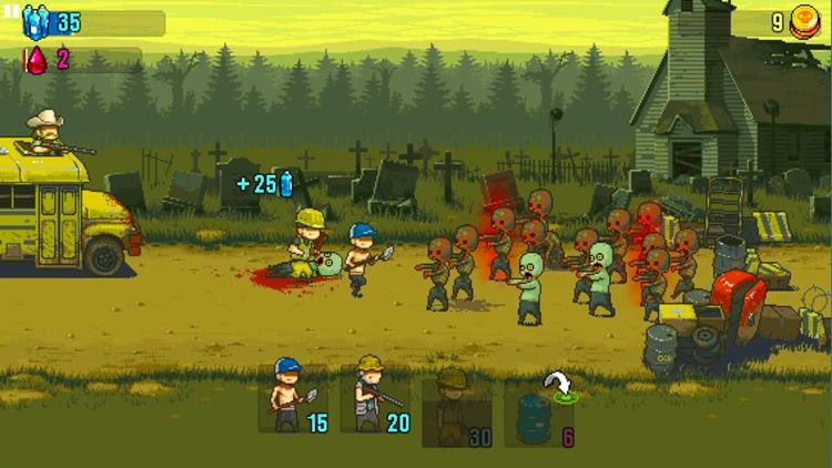 dead-ahead-zombie-warfare-android-ios Dead Ahead 2 muda de estilo e vira um jogo de estratégia