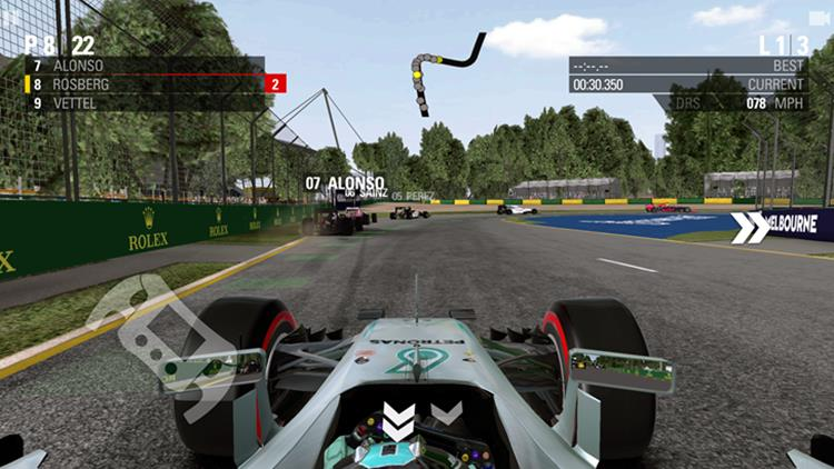f1-2016-android Melhores Jogos Android