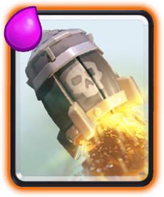 foguete-clash-royale Clash Royale: veja dicas para mandar bem no modo 2v2 aleatório