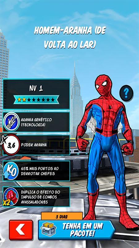 homem-aranha-de-volta-ao-lar-jogos-android-iphone-1 Homem-Aranha De Volta ao Lar chega em jogos do Android e iOS