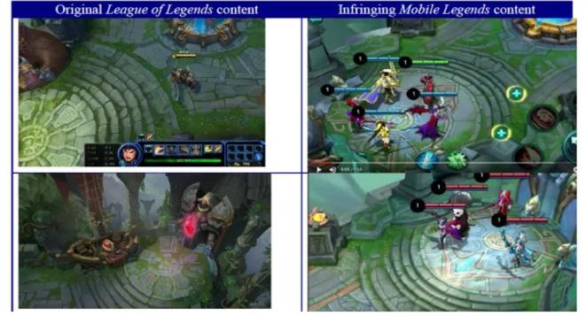 league-of-legends-mobile-legends-3 League of Legends vence processo de plágio contra Mobile Legends