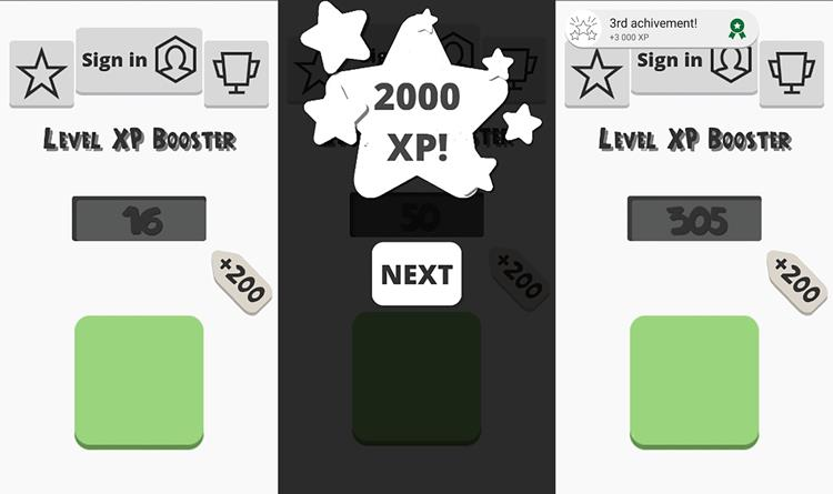 "Level XP Booster: app ajuda a ""upar"" conta Google Play Games"
