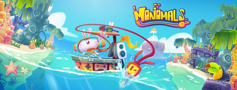 monomals PICOMY, de Heroki, vai lançar seu novo jogo Monomals em 2018