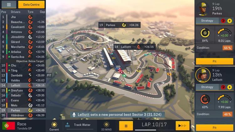 motosport-manager-2-mobile Melhores Jogos para iPhone e iPad da Semana #28 de 2017