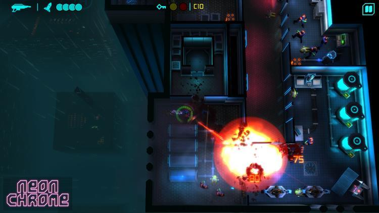 neon-chrome-neon-chrome2.jpg 25 Melhores Jogos Pagos para Android de 2017 - 1º Semestre