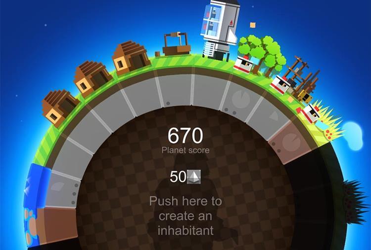 planet-of-mine-screenshot-3 Melhores Jogos para iPhone e iPad da Semana #28 de 2017