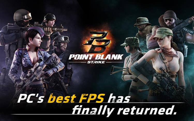 point-blank-strike-android-1 Point Blank Strike: nova versão mobile do FPS para Android! Baixe o APK Agora!