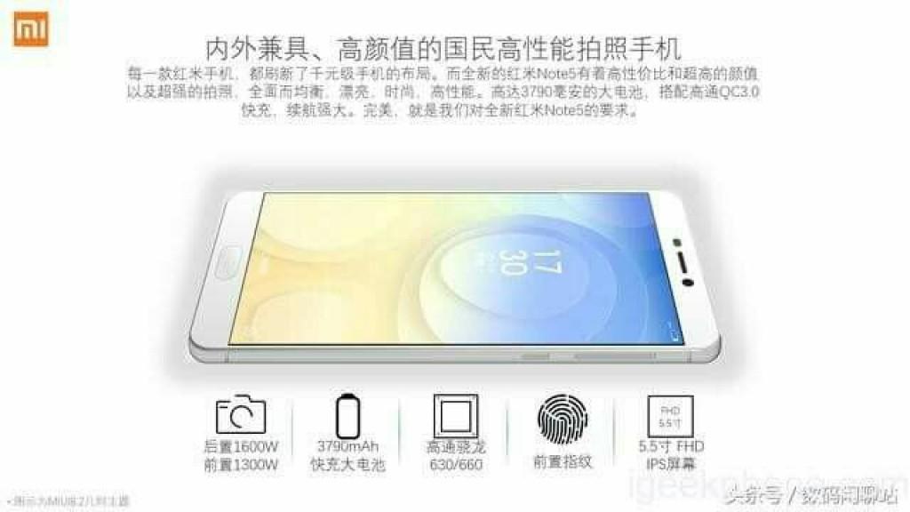 redmi-note-5-1 Redmi Note 5 tem especificações e imagens vazadas! Confira!