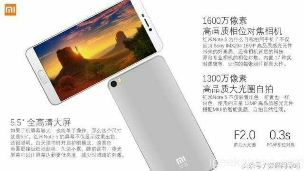 redmi-note-5-3 Redmi Note 5 tem especificações e imagens vazadas! Confira!