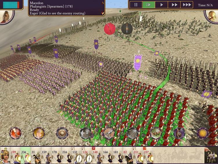 rome-total-war-alexander ROME Total War: Alexander chega com tudo ao iPad