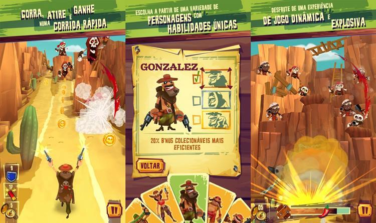 run-gun-banditos Melhores Jogos para Android da Semana #27 de 2017