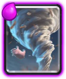 tornado-clash-royale Clash Royale: veja dicas para mandar bem no modo 2v2 aleatório