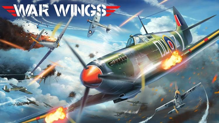 War-Wings-android-iphone War Wings: PvP com aviões da Segunda Guerra Mundial é lançado no Android e iPhone
