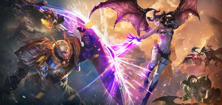 arena-of-valor-android Arena of Valor: jogo de MOBA 5v5 da Tencent foi lançado na Europa