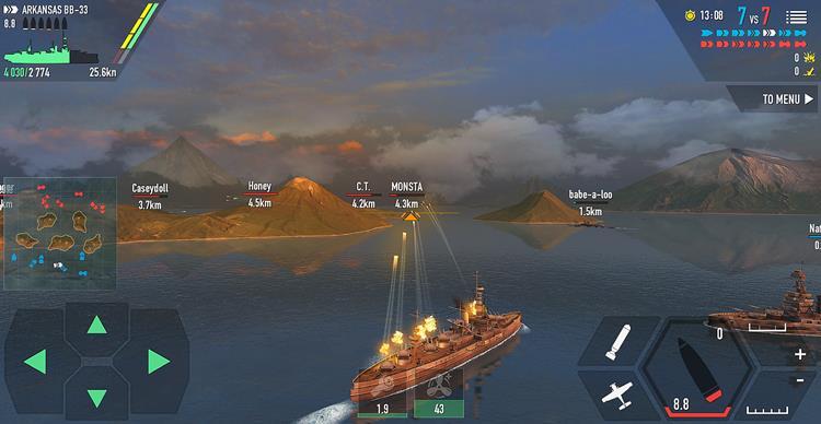 battle-of-warship-android Melhores Jogos para Android da Semana #31 de 2017