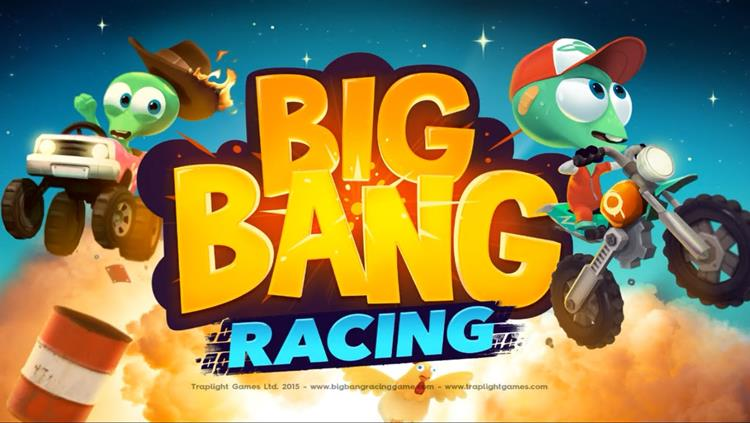 big-bang-racing-android-ios Big Bang Racing: jogo com multiplayer online, divertido e desafiador