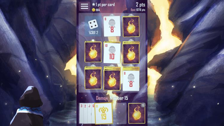 brave-hand-2 Brave Hand é um cardgame com história e arte encantadoras que chega em breve