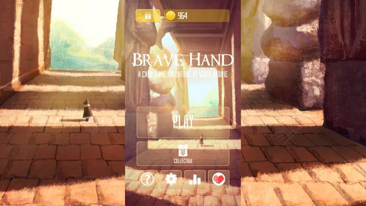 brave-hand-3 Brave Hand é um cardgame com história e arte encantadoras que chega em breve