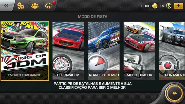 carx-drift-racing-1 CarX Drift Racing: atualização traz melhorias para este belo jogo OFFLINE de derrapagens