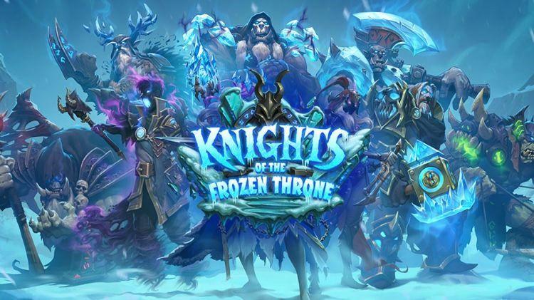 "cavaleiros-trono-de-gelo-hearthstone-lancamento Hearthstone: expansão ""Cavaleiros do Trono de Gelo"" já está disponível"