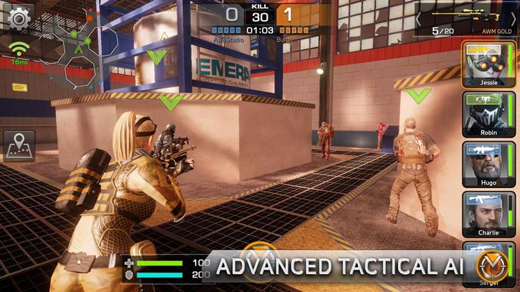 combat-squad-android 5 Jogos Android que tiveram pouco HYPE e merecem a sua atenção