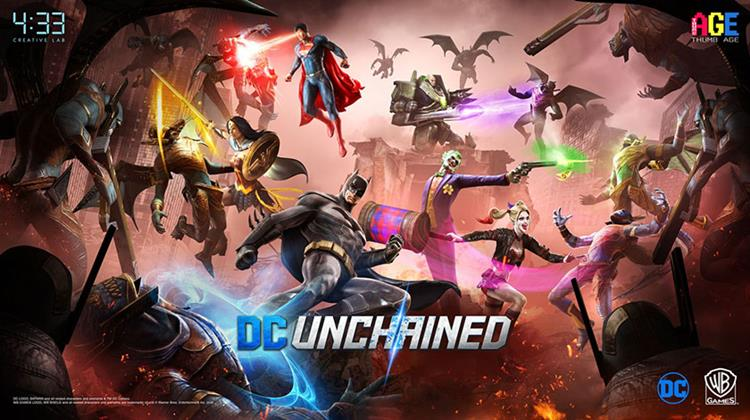 dc-unchained-android-iphone DC Unchained: liberado pré-registro para teste beta no Android