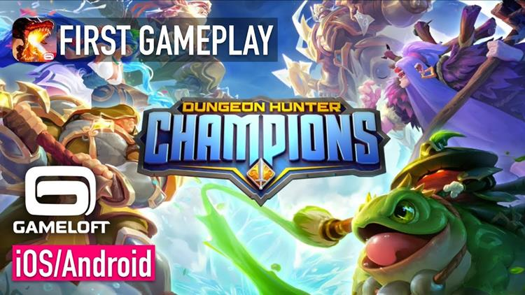 dungeon-hunter-champios-android-iphone Dungeon Hunter Champions será um MOBA com missões solo e multiplayer