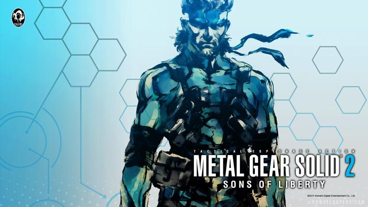 metal-gear-solid-2-sons-of-liberty-2-android Metal Gear Solid 2 HD chega ao Android, mas apenas para Nvidia Shield