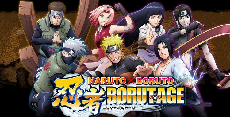 naruto-boruto-borutage-jogo-android-iphone-pre-registro Bandai Namco abre pré-registro de Naruto x Boruto: Borutage (Android e iOS)