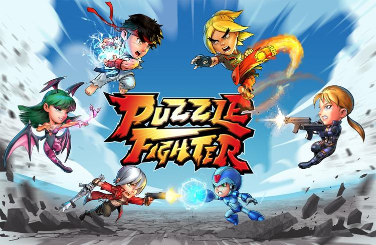 puzzle-fighter-android-iphone Puzzle Fighter: novo jogo da CAPCOM chega ao Android e iOS