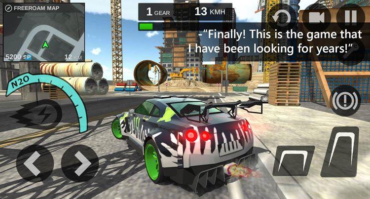 real-racing-nfsu2 Speed Legends é um jogo de carros rebaixados que lembra Need for Speed Underground 2 (Android)